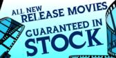 New Movie in Stock