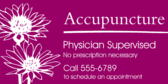 Therapy Acupuncture