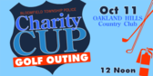 Police Charity Cup Golf Outing