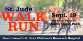 St. Jude walk/run