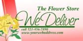 We Deliver Flowers