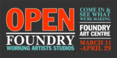 Open Foundry Working Artist Studios