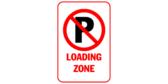 P Loading Zone