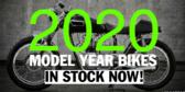 2020 Model Year Bikes