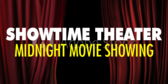 Theater Details about Midnight Movie Showing