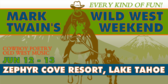 Mark Twain's Wild West Weekend