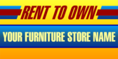 Generic Rent to Own Furniture