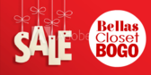 Annual BOGO Sale