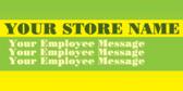 Generic Staff Message