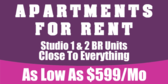 Apartment for Rent Purple