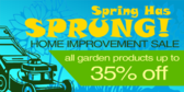 Spring has Sprung Event Sale