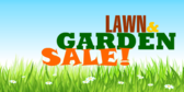 Lawn and Garden Sale