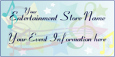 Entertainment Event Information
