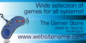 Wide Selection Of Games
