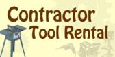 Contractor Tool Rental