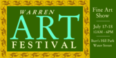 Warren Art Festival