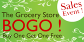 The Grocery Store Bogo