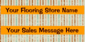 Flooring Sales Message