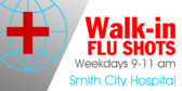 Walk In Flu Shots