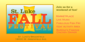 St. Luke Fall Festival