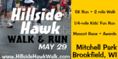 Hillside Walk & Run