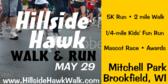 Hillside Walk & Run