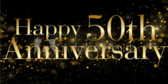 Happy 50th Anniversary!