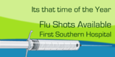 Hospital Flu Shots Available