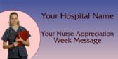 Nurses Appreciation Week