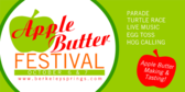 Apple Butter Festival