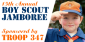 15th Annual Boy Scout Jamboree