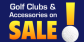 Golf Club Sale