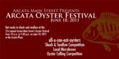 Annual Oyster Festival
