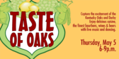 Annual Taste of Oaks