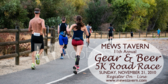 Annual Gear-n-Beer 5K Road Race