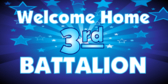 Welcome Home Battalion Starburst