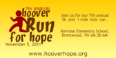 Annual Run for Hope