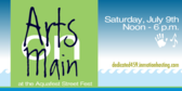 Annual Arts on Main