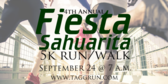 Annual Fiesta Sahuarita 5k Run/Walk