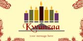 Kwanzaa Message