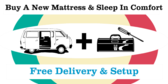 Free Mattress Delivery And Setup
