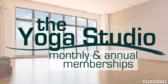 Generic Yoga Membership
