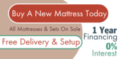 Buy A New Mattress Today