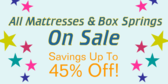 All Mattresses And Box Springs On Sale