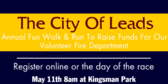 Annual Fun Walk And Run To Raise Funds For Our