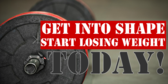 Get into Shape by Losing It