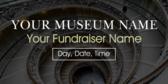 Museum Fundraiser Event