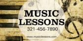 Music Lessons Generic