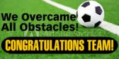 Congrats Team