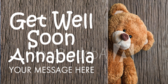 Get Well Soon Child